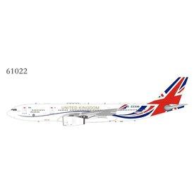 NG Models Airbus A330-200MRTT Voyager KC3 RAF Brexit 1:400