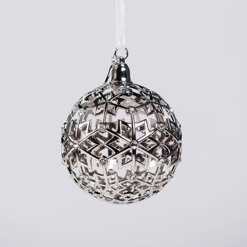 2019 Jetflake Ball Ornament