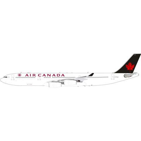 A340-300 Air Canada 1993 green tail C-FYLG 1:200