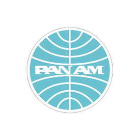 Patch Pan-Am Iron-on