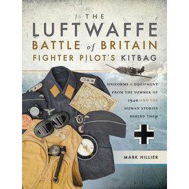 Frontline Books Luftwaffe Battle of Britain Fighter Pilots' Kitbag SC