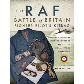 Frontline Books RAF Battle of Britain Fighter Pilot's Kitbag SC