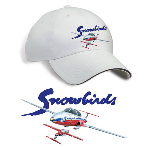 Cap Snowbirds Printed