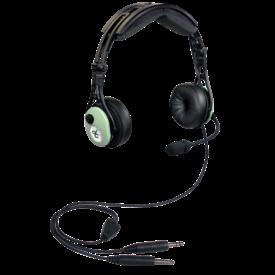 David Clark Headset Pro-2 Passive, Dual Plug 4