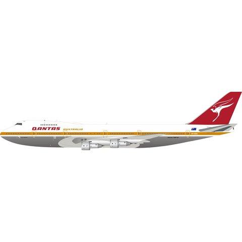 B747-200 QANTAS Australia City of Canberra VH-EBA 1:200 +Preorder+