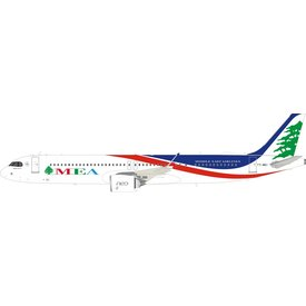 InFlight A321neo MEA Middle East A/L 2020 c/s T7-ME1 1:200 +Preorder+