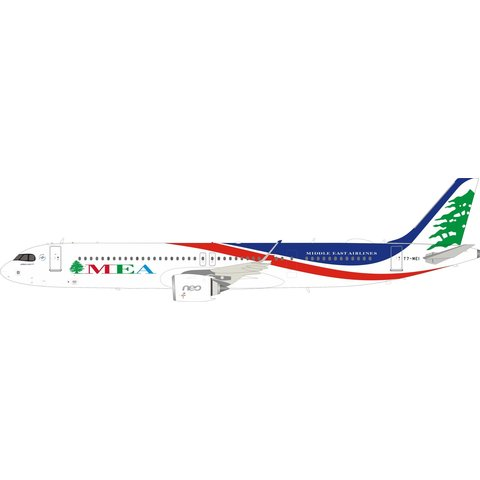 A321neo MEA Middle East A/L 2020 c/s T7-ME1 1:200 +Preorder+