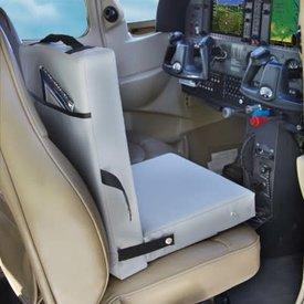 Pilot's Elevator Cushion Seat Booster
