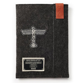 Red Canoe Brands Boeing ipad sleeve