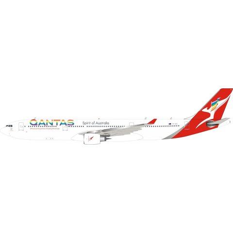 A330-300 QANTAS Pride Rainbow VH-QPJ 1:200 +Preorder+