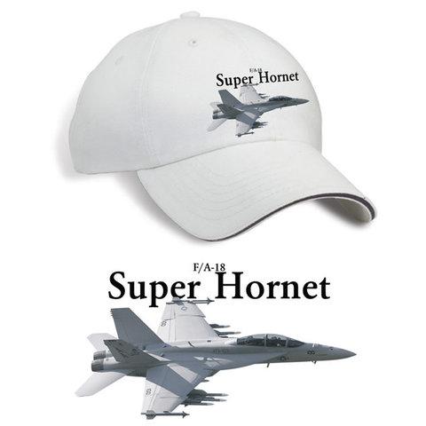 Cap F18 Super Hornet Printed