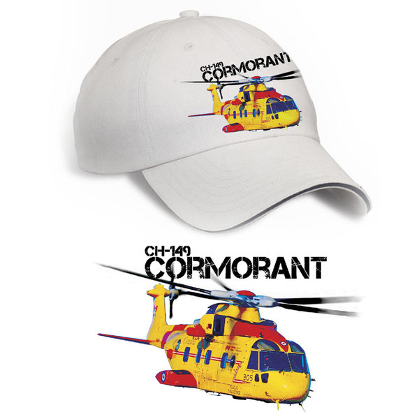 Labusch Skywear Cap CH-149 Cormorant Printed