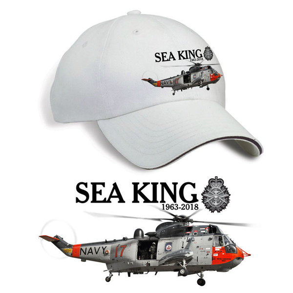 Labusch Skywear Cap CH-124 Sea King Printed