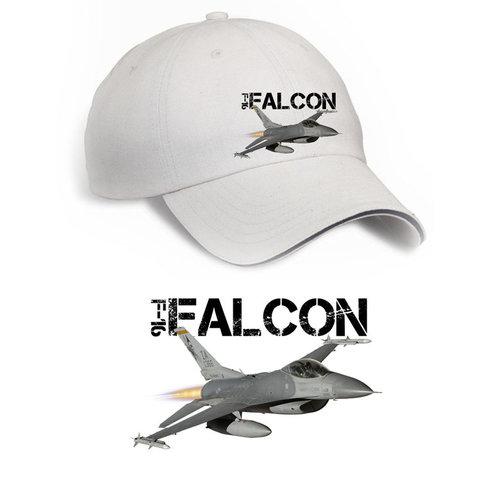 Cap F-16 Printed