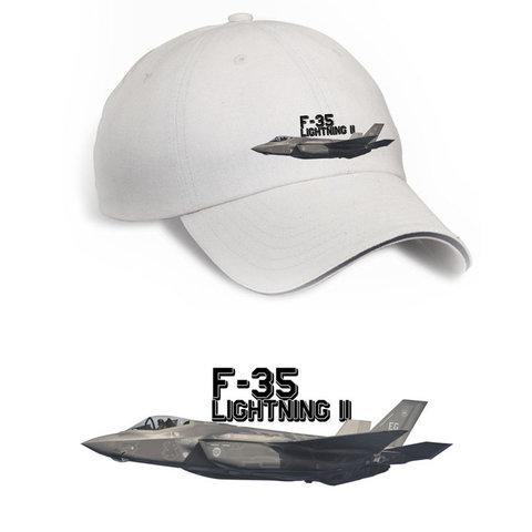 Cap F-35 Printed