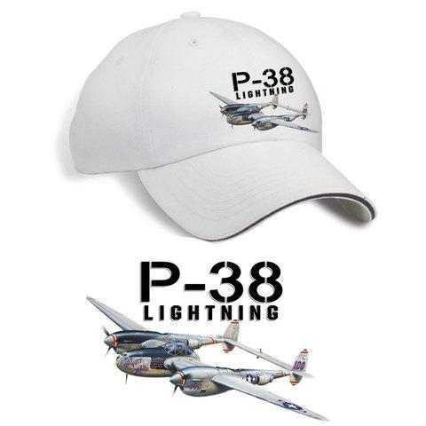 Cap P-38 Printed