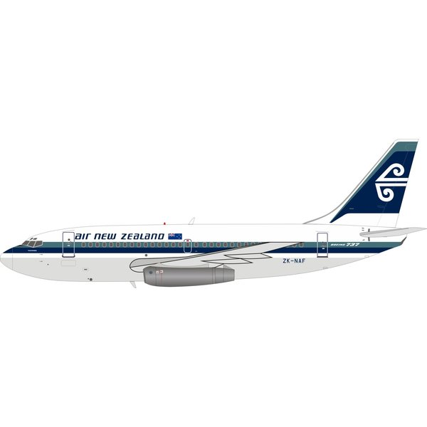 InFlight B737-200 Air New Zealand old livery ZK-NAF 1:200 +Preorder+