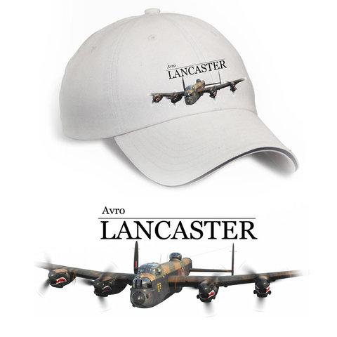 Cap Avro Lancaster Printed