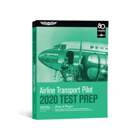 ATP Airline Transport Pilot Test Preparation 2020