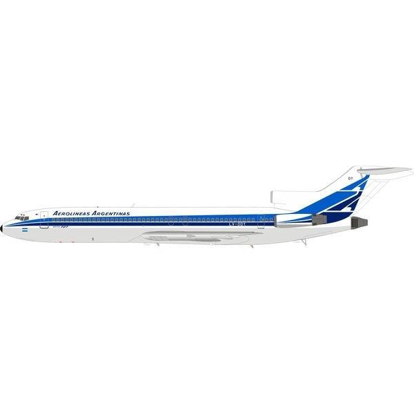 InFlight B727-200 Aerolineas Argentinas LV-ODY 1:200