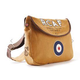 Red Canoe Brands Shoulder Bag RCAF Canvas