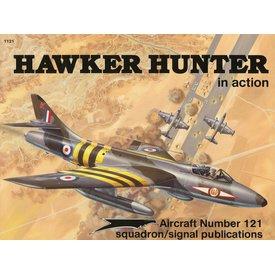 Squadron Hawker Hunter: In Action #121 SC **O/P**