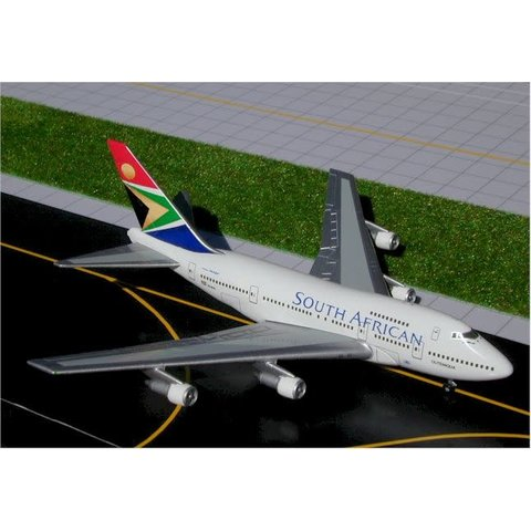 B747SP-44 South African Airways NC96 1:400**O/P**