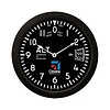 "Cessna 14"" Altimeter Clock (NEW)"