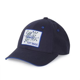 Boeing Store 737 MAX Pixel Graphic Hat