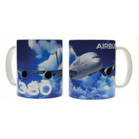 Airbus Mug Airbus A380