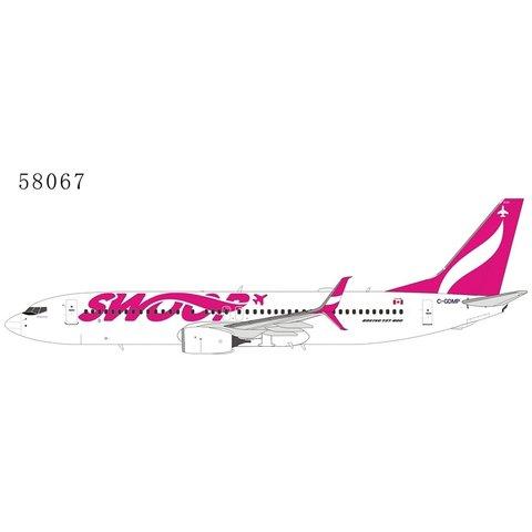 B737-800S SWOOP Oh Canada C-GDMP 1:400