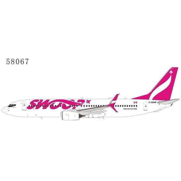 NG Models B737-800S SWOOP Oh Canada C-GDMP 1:400