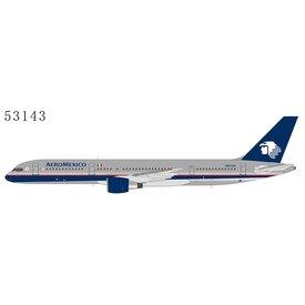 NG Models B757-200 Aeroméxico N801AM 1:400 (polished)