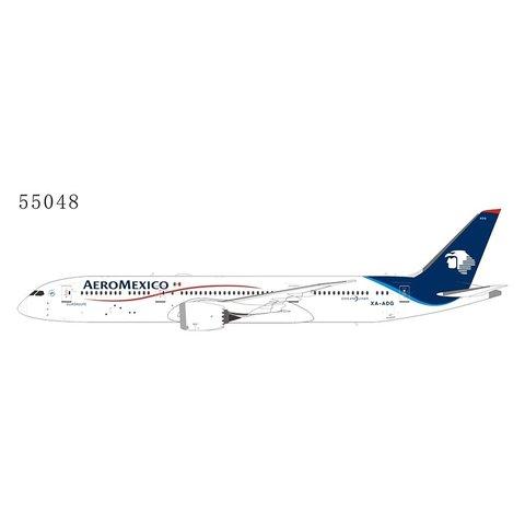 B787-9 Dreamliner AeroMexico Guadalupe XA-ADG 1:400