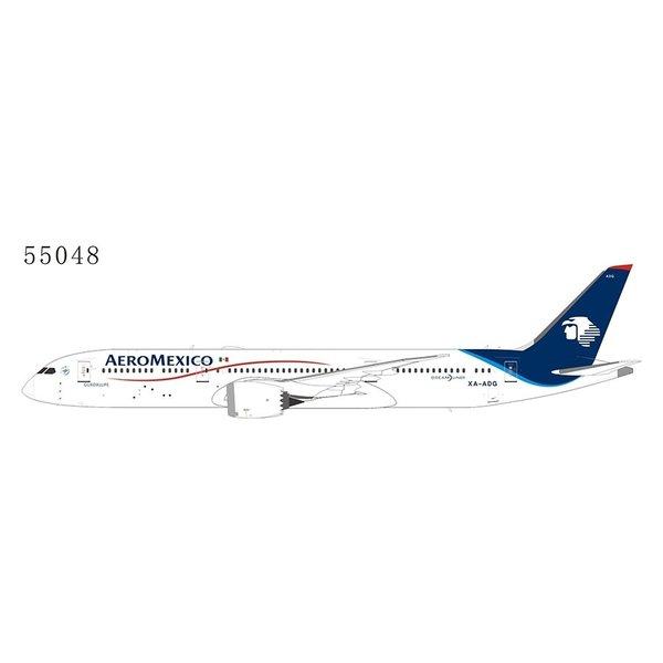 NG Models B787-9 Dreamliner AeroMexico Guadalupe XA-ADG 1:400