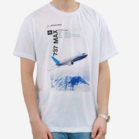 Boeing Endeavors 737 MAX Tee
