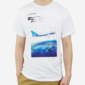 Boeing Store Boeing Endeavors B 747-8 Tee
