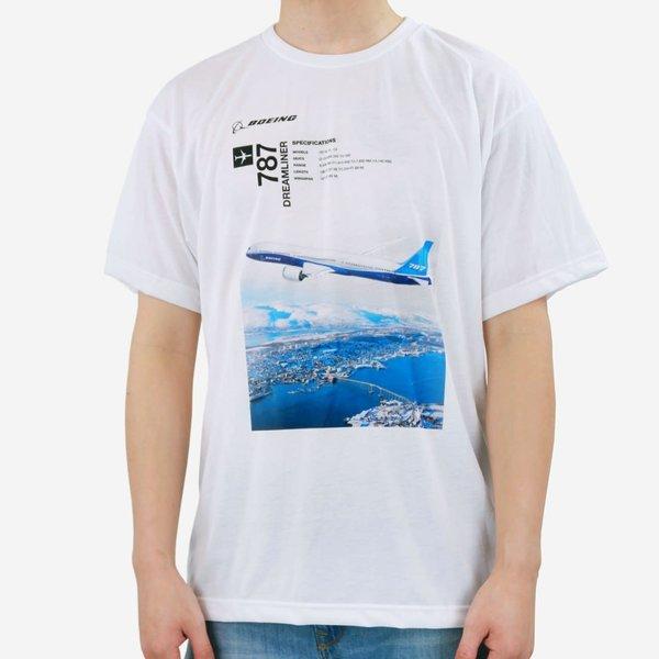 Boeing Store Boeing Endeavors B787 Tee