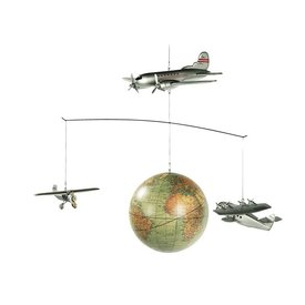 Authentic Models AROUND THE WORLD MOBILE GLOBE