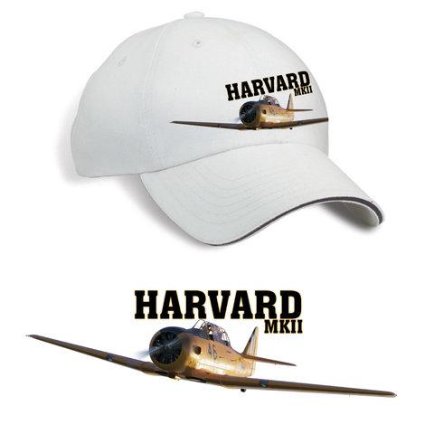 Cap Harvard Printed