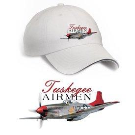 Labusch Skywear Cap Tuskegee Airmen Printed