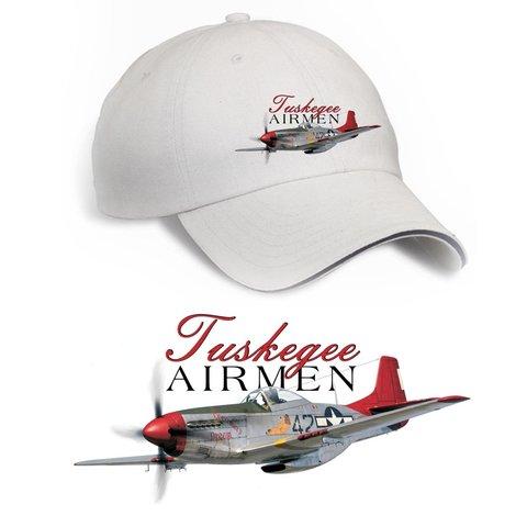 Cap Tuskegee Airmen Printed