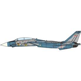 JC Wings F14A Alicat Republic of Iran Air Force IRIAF 3-6045 1:72