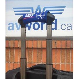 avworld.ca Luggage Handle Wrap LOT blue