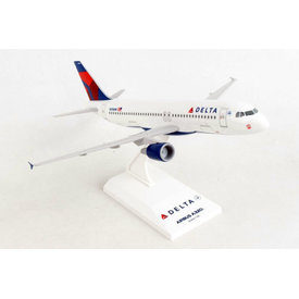 SkyMarks A320 Delta 2007 livery N376NW 1:150