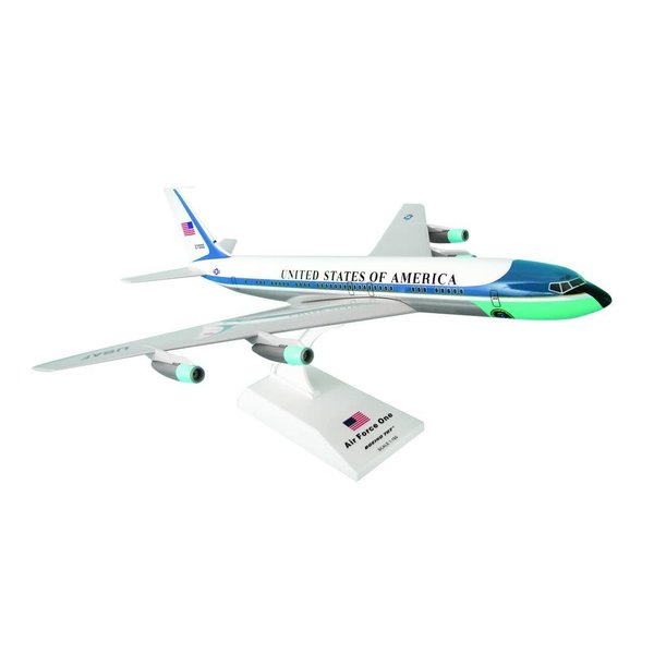 SkyMarks VC137 (B707) Air Force One 27000 JF Kennedy 1:150