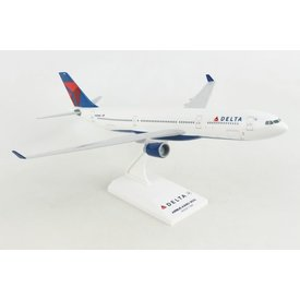 SkyMarks A330-300 Delta 2007 livery 1:200 with stand