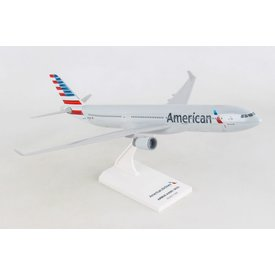 SkyMarks A330-300 American 2013 livery 1:200 with stand