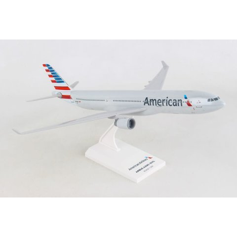 A330-300 American 2013 livery 1:200 with stand