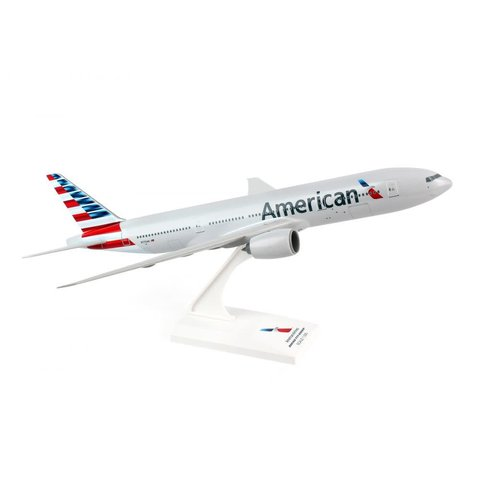 B777-200 American 2013 livery 1:200
